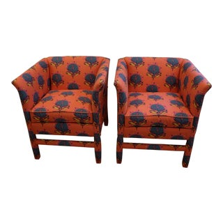 Highland House Chairs - A Pair For Sale
