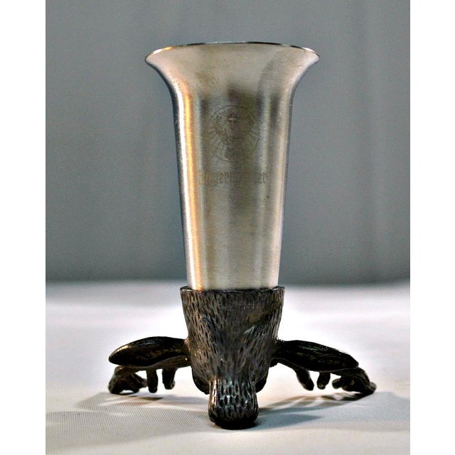 Jagermeister Deer Head Shot Glass - Image 3 of 6