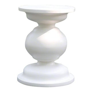 Global Views Balustrade Side Table For Sale