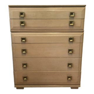 Vintage Raymond Loewy for Mengel Furniture Company Mid-Century Modern Gentleman's Dresser For Sale
