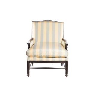 Minton-Spindell Normandie Upholstered Armchair For Sale