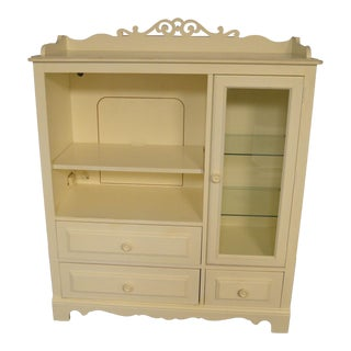 1980s Cottage Stanley Youth Multi-Purpose Cabinet For Sale