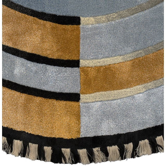 Kleopatra Lounge Rug From Covet Paris For Sale - Image 4 of 6