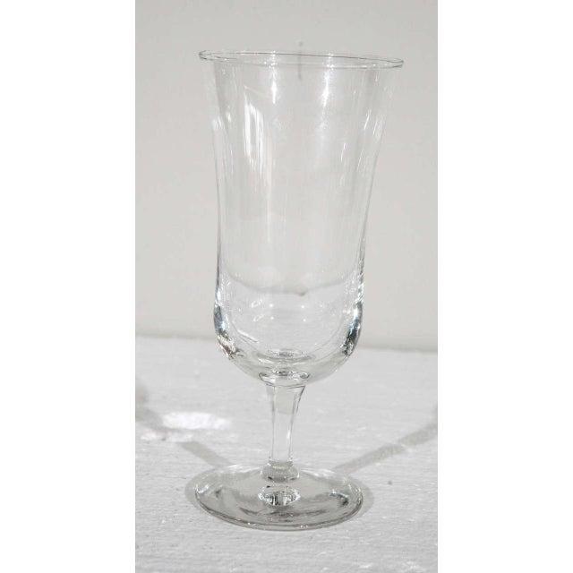 1940s 1940s Danish Modern Holmegaard Crystal Cordial Glasses - Set of 6 For Sale - Image 5 of 9