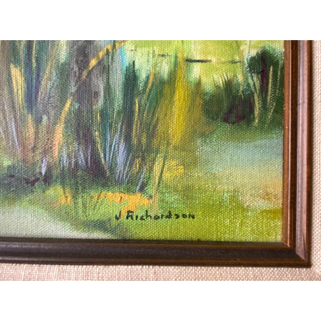 Landscape Painting For Sale - Image 4 of 5