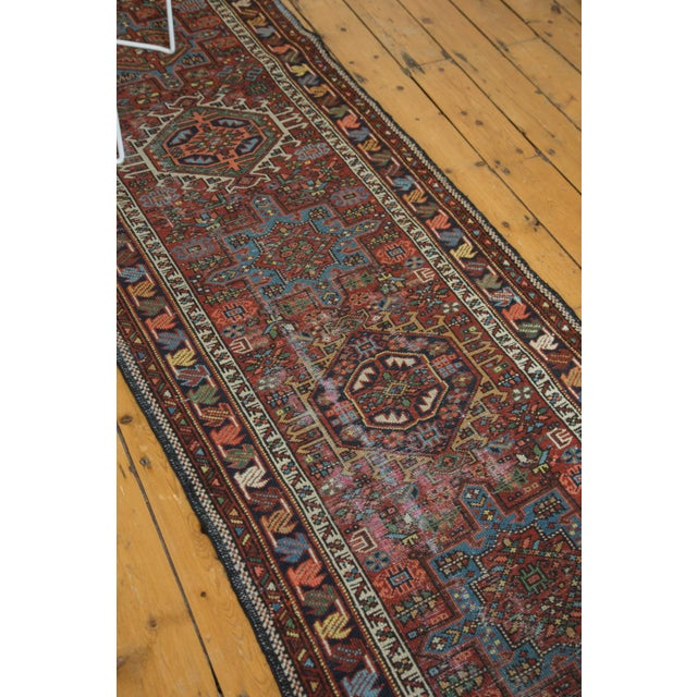"Vintage Karaja Rug Runner - 2'9"" X 10'6"" For Sale - Image 10 of 10"