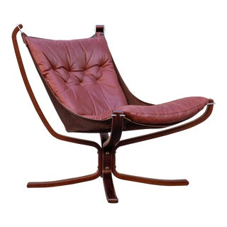 1970s Sigurd Resell Falcon Chair For Sale