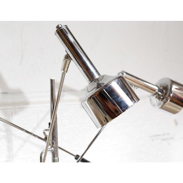 Modernist 3-Arm Floor Lamp - Image 5 of 10