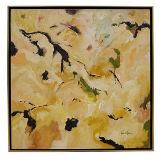 "Laurie MacMillan ""Taking Flight"" Abstract Painting For Sale"