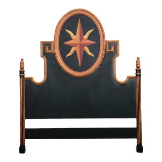Las Palmas Collection Italian Queen Headboard For Sale