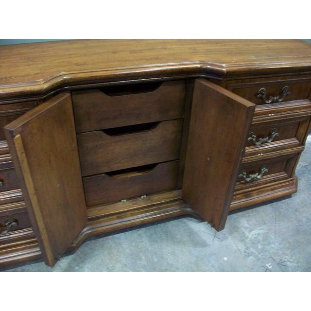 Triple Dresser By 'American of Martinsville' - Image 4 of 8