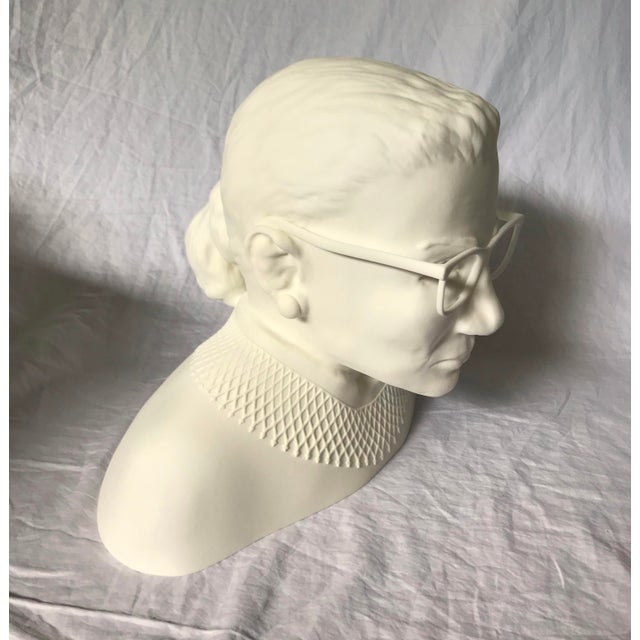 Ruth Bader Ginsberg Bust For Sale - Image 9 of 11