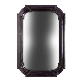 Antique Empire Ebonized Mirror For Sale