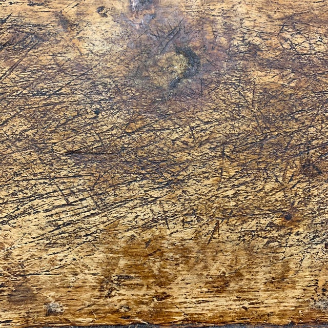 19th Century Carved Wood Tray For Sale - Image 9 of 10