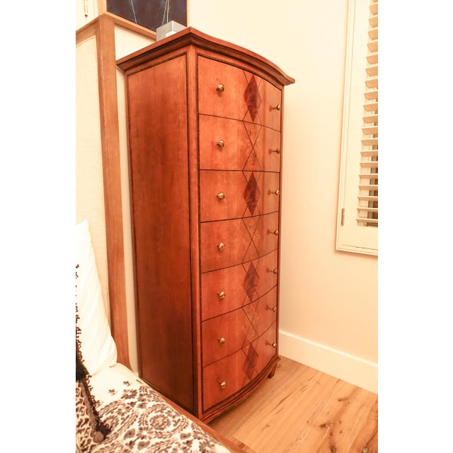 Jonathan Charles Dresser Chest For Sale In Los Angeles - Image 6 of 7