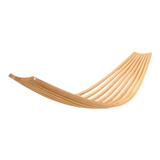 "Late 20th Century David Trubridge ""Sling"" Chaise For Sale"