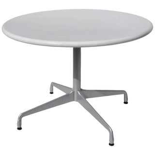 Midcentury Design Eames Herman Miller Dining Table For Sale