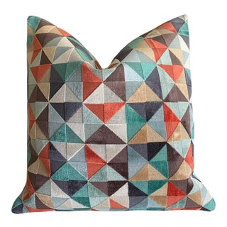 Osborne & Little Velatura Pillow Cover For Sale