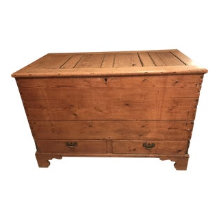 Early American Blanket Chest