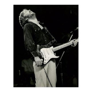 Eric Clapton Photograph New York 1970s For Sale