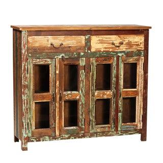 Garrett Reclaimed Wood Cabinet