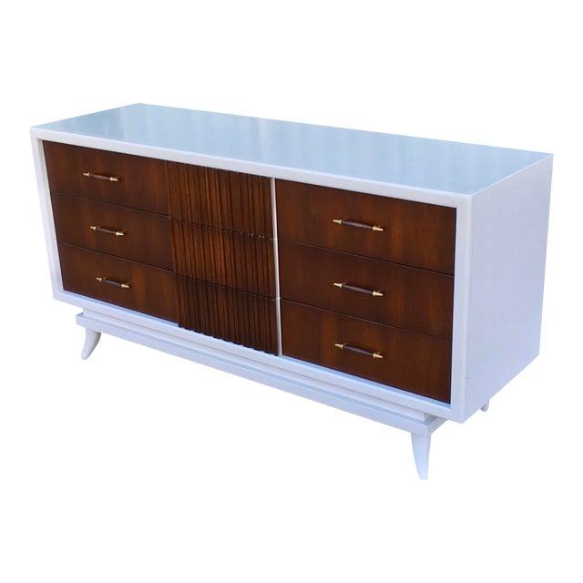 American of Martinsville Vintage Dresser - Image 1 of 5