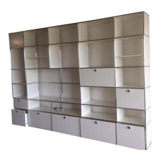 Usm Haller Modular Shelving Unit