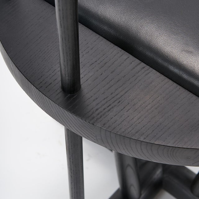 Chicago Stick Chair by Danny Rosa for Studio 6f For Sale - Image 9 of 10