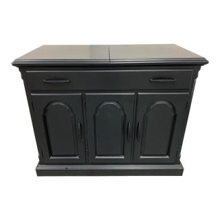 Drexel Extension Top Bar Sideboard For Sale