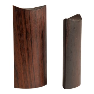 Rosewood Salt and Pepper For Sale