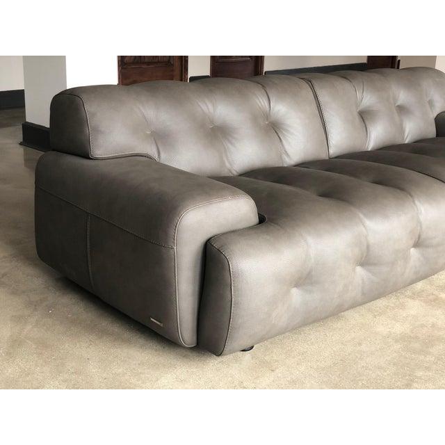 Contemporary Modern Roche Bobois Blogger Sofa For Sale - Image 3 of 9