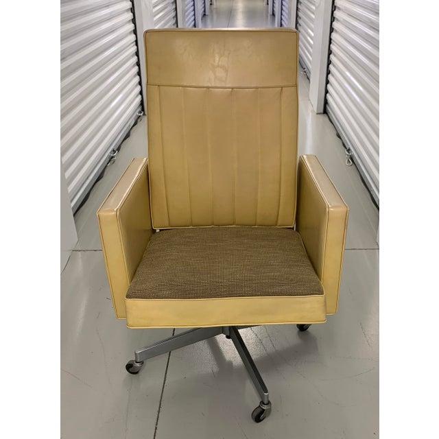 Steelcase Mid Century Swivel Tilt Desk Chair For Sale In Chicago - Image 6 of 13