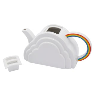 1970's Japanese Cloud & Rainbow Teapot For Sale
