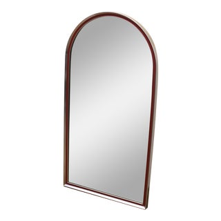 Vintage Turner Wall Accessory Mid-Century Modern Archtop Wall Mirror For Sale