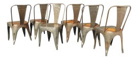 Image of Industrial Dining Chairs