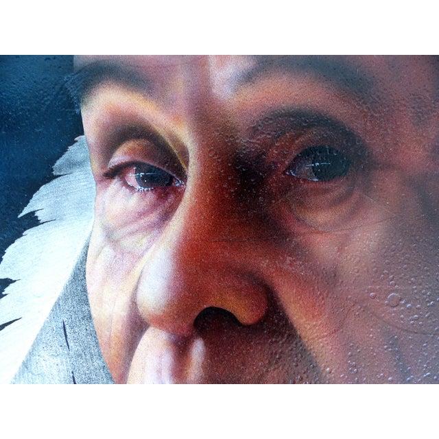 Southwestern Portrait by Jeff St. John - Image 4 of 9