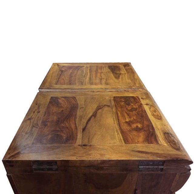 Mango Wood Bar Cabinet - Image 10 of 10