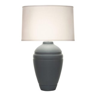 Gray Origin Table Lamp