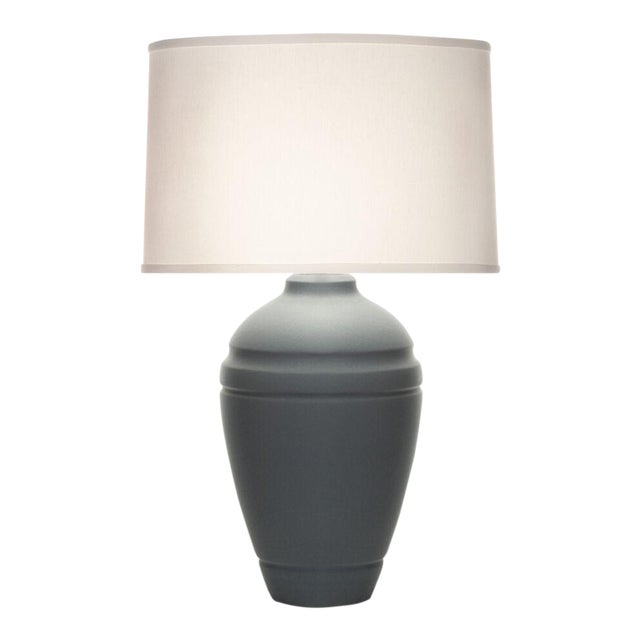 Gray Origin Table Lamp For Sale