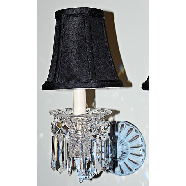 Regency-Style Painted Sconces - Set of 4 For Sale - Image 5 of 9