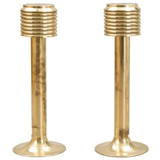 Pair of Tall Table Lamps by Hans Agne Jakobsson For Sale