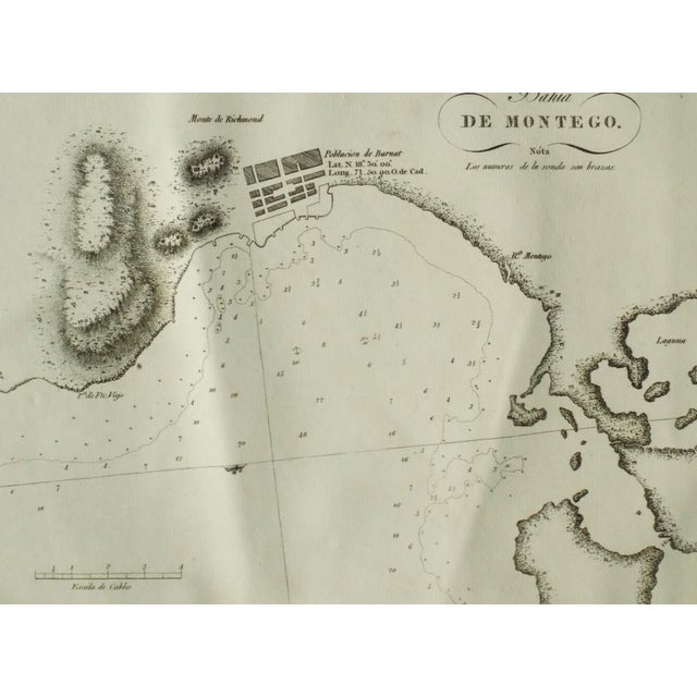 1809 Montego Bay, Jamaica Engraving For Sale - Image 6 of 7