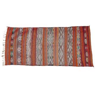 Moroccan Kilim Rug For Sale