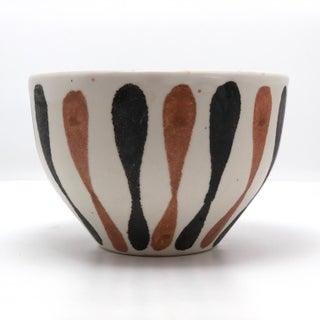 Frank Mann Mid-Century Modern Stoneware Vase, Signed Preview