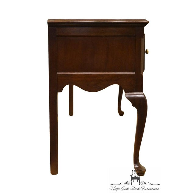 Hickory Furniture American Masterpiece Collection Solid Cherry Sideboard / Credenza For Sale - Image 12 of 13