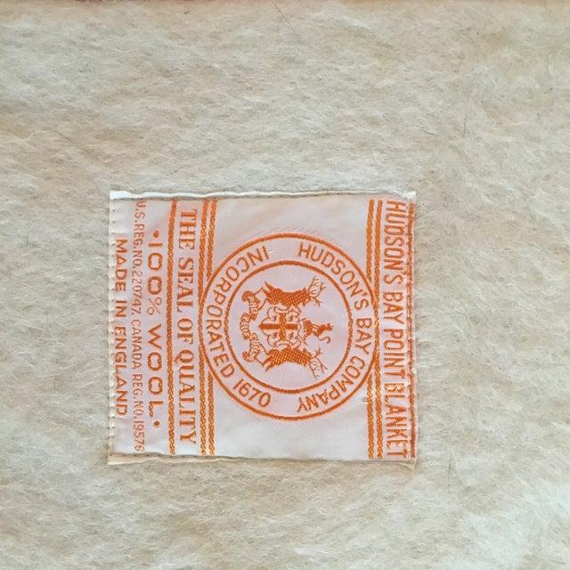 Hudson's Bay Point Blanket For Sale - Image 4 of 8