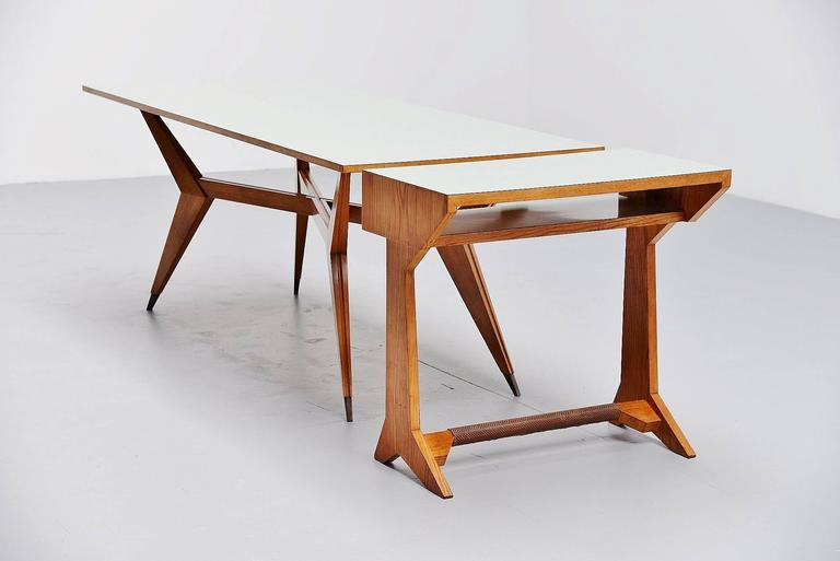 Ico Parisi Dining Table Pre MIM Production, 1950   Image 10 Of 11