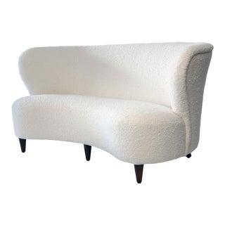 Mid-Century Danish Sofa For Sale
