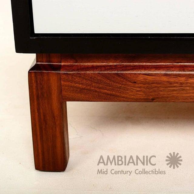 Brass Mid-Century Modern Cal Mode Dresser For Sale - Image 7 of 9