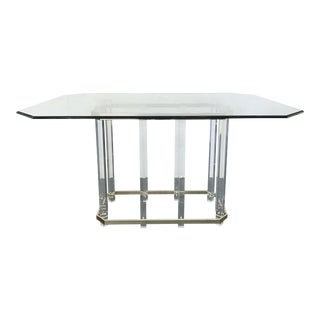 Charles Hollis Jones Dining Table For Sale